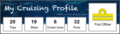 Cruise Ships - Profile Ticker